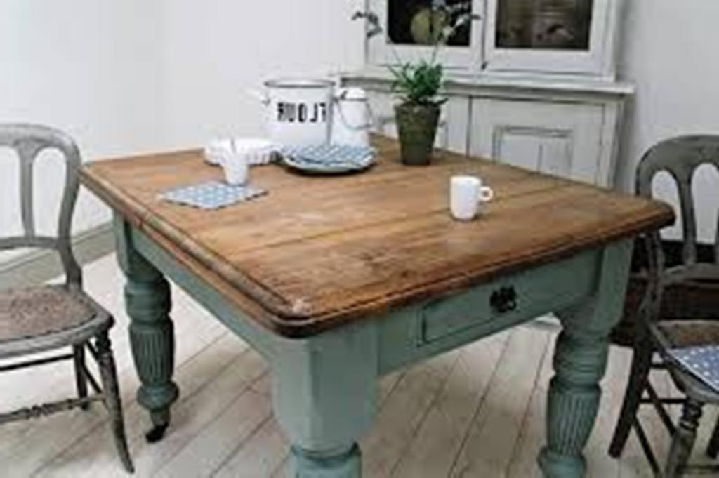 Helms Round Dining Tables Inside Preferred Diy Small Farmhouse Dining Table : Home Design – Great Ideas For (View 8 of 20)