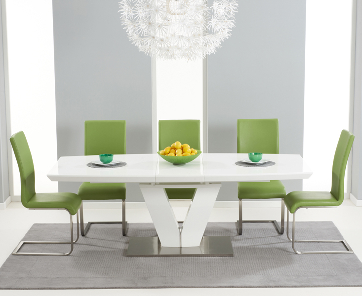 High Gloss Dining Chairs – Modern Gloss Dining Chairs – High Gloss Intended For Popular Hi Gloss Dining Tables Sets (View 11 of 20)