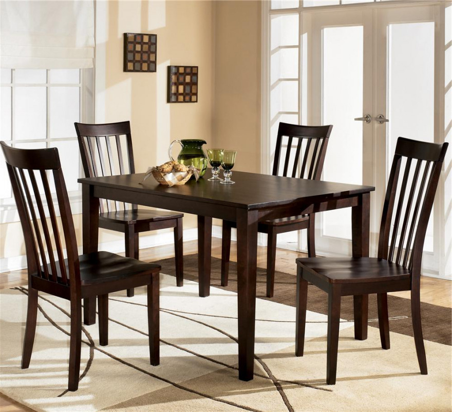 Home Decorating & Interior Design Ideas Regarding Palazzo 3 Piece Dining Table Sets (View 8 of 20)