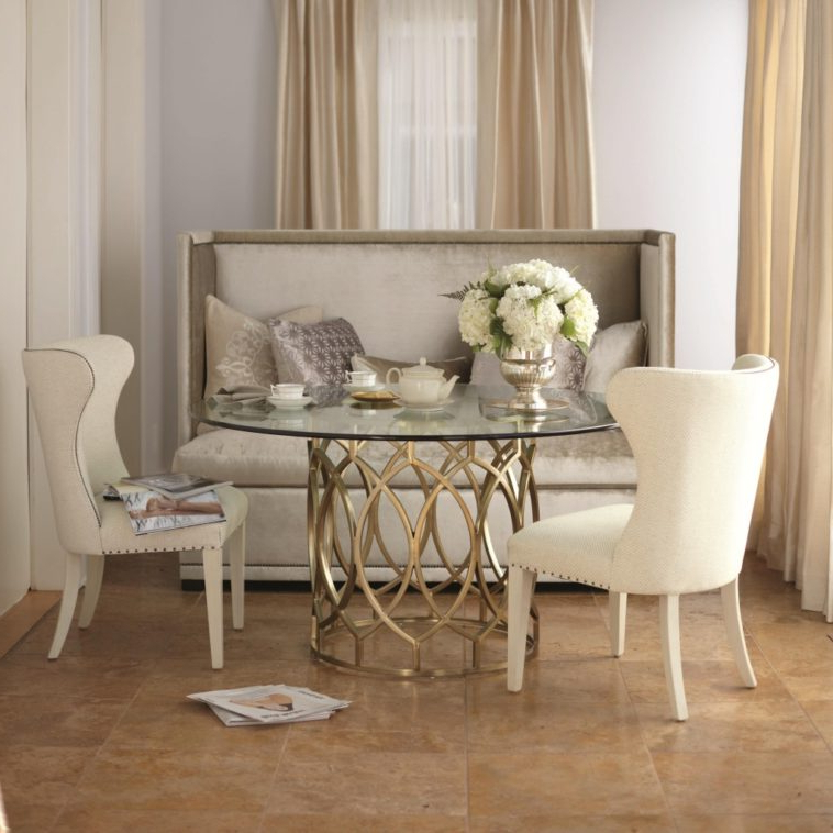 Home Furniture Pertaining To Dining Tables Bench Seat With Back (View 5 of 20)
