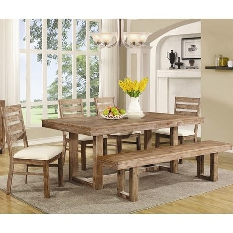 Home With Bradford 7 Piece Dining Sets With Bardstown Side Chairs (View 13 of 20)