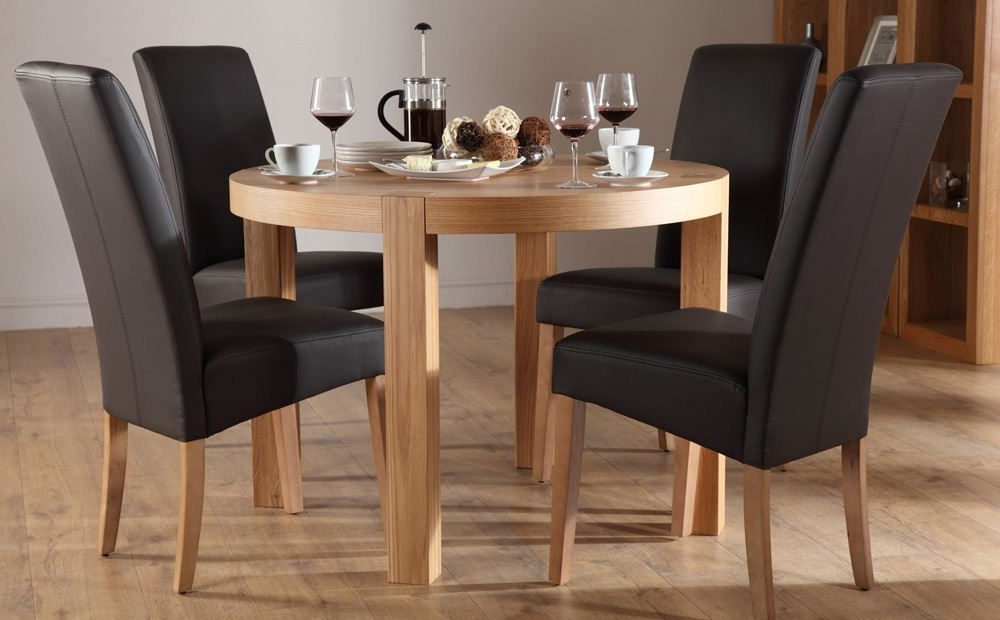 Homesfeed Regarding Cheap Round Dining Tables (View 8 of 20)