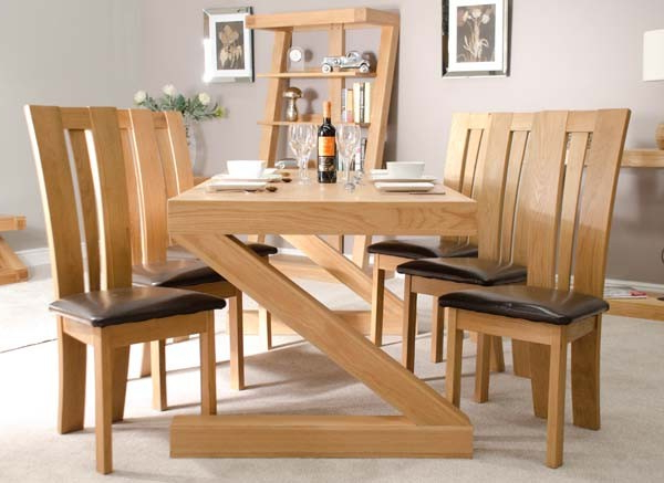 How To Get The Oak Dining Sets? – Pickndecor Within Most Recent Oak Furniture Dining Sets (View 7 of 20)
