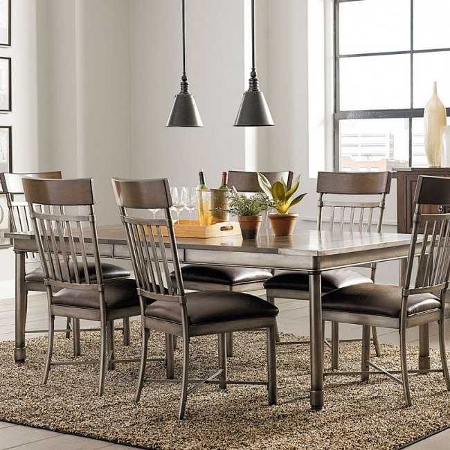 Hudson Dining Table Standard Furniture (View 16 of 20)