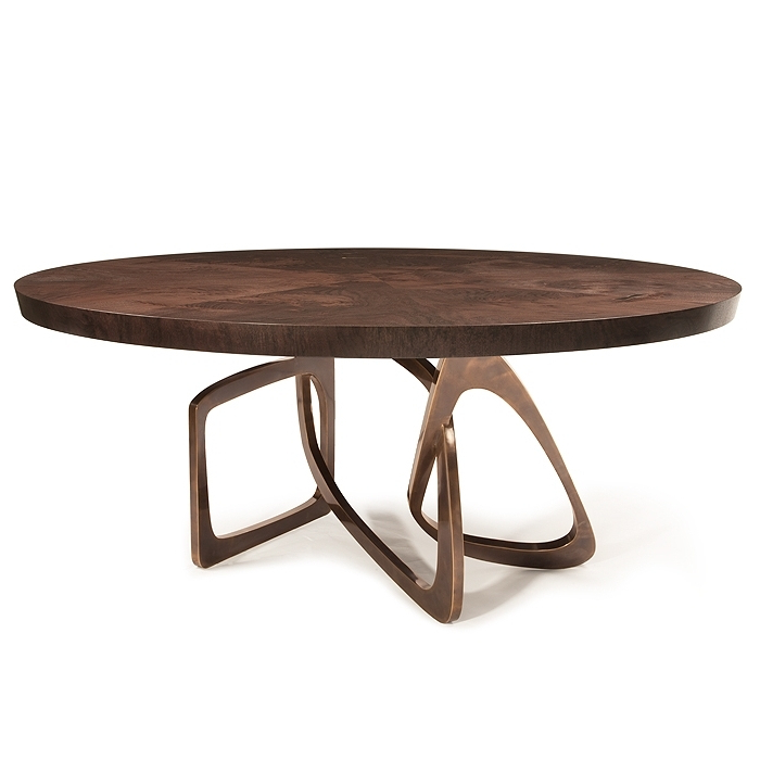 Hudson Furniture, Dining Tables, Round Bangle Pertaining To Widely Used Hudson Round Dining Tables (View 4 of 20)