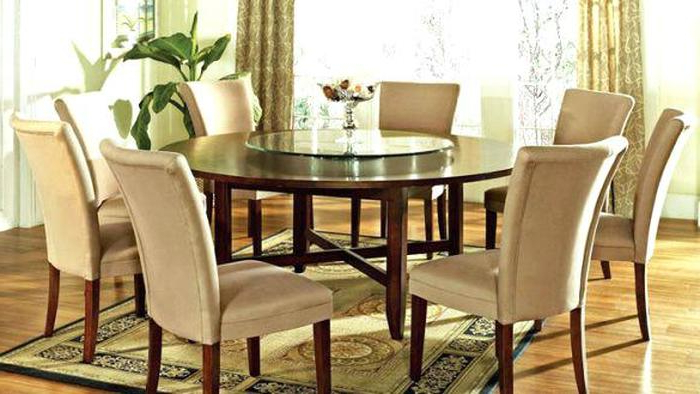 Huge Round Dining Tables With Latest  (View 6 of 20)