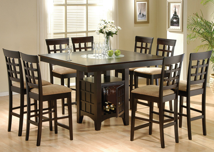 Hyland 5 Piece Counter Sets With Bench Inside Preferred Shop Ashley Dining Room Furniture Sets In Philadelphia, Pa (View 9 of 20)
