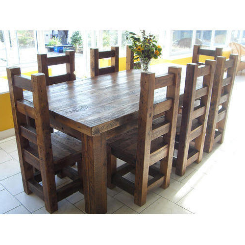 Id Intended For Well Known Solid Oak Dining Tables (View 10 of 20)