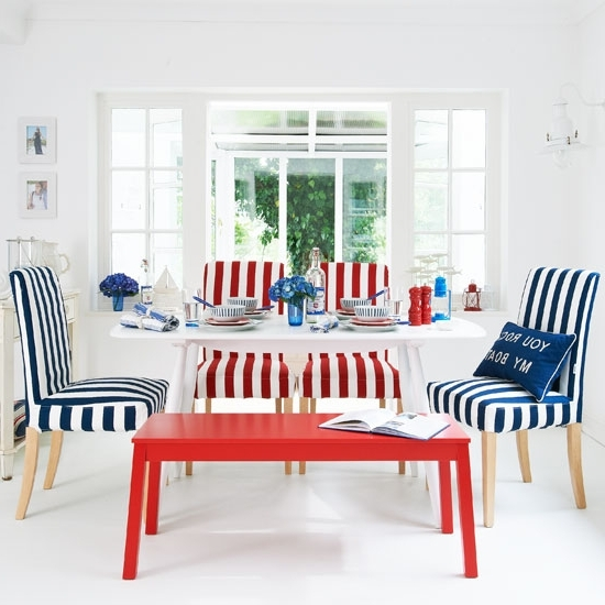 Ideal Home Pertaining To Nautical Blue Side Chairs (View 10 of 20)