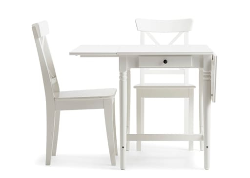 Ikea In Most Current Small Dining Tables And Chairs (Gallery 1 of 20)