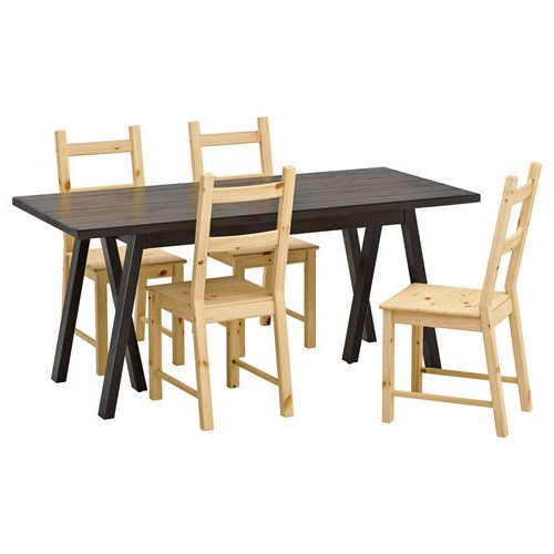 Ikea Inside Preferred Dining Room Chairs (Gallery 14 of 20)