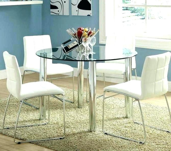 Ikea Round Dining Tables Set Pertaining To Famous Ikea Small Dining Table – Shalominc (View 8 of 20)