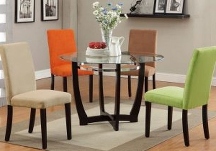 Ikea Round Glass Top Dining Tables Pertaining To Current (View 17 of 20)
