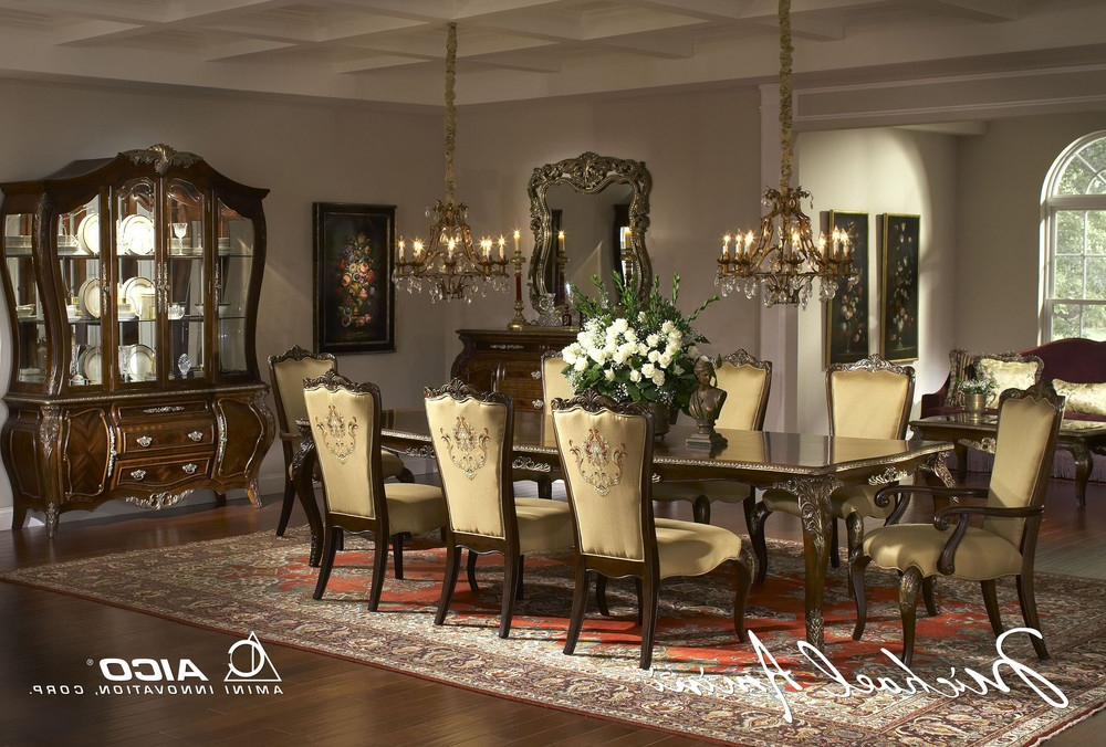 Imperial Dining Tables In Newest Buy Imperial Court Dining Room Setaico From Www.mmfurniture (View 10 of 20)
