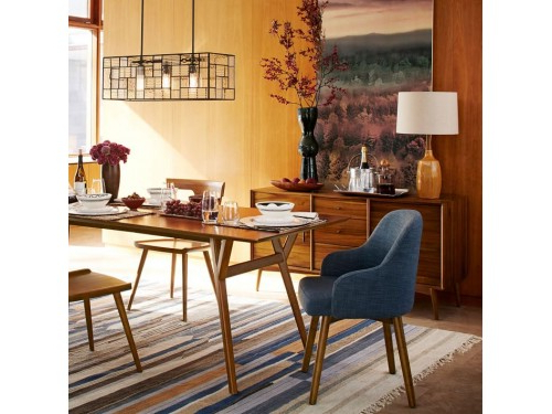 Indian Dining Chairs Pertaining To Latest Dining Chairs: Buy Dining Chair Online In India At Best Price (View 6 of 20)