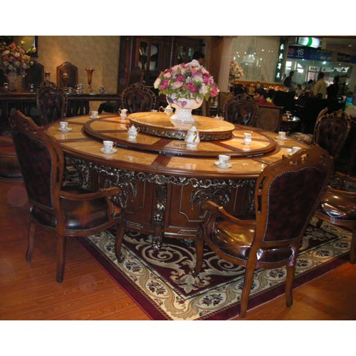 Indian Dining Room Furniture With Regard To Newest Glam Top Dining Table Set Buy In Thane (View 13 of 20)