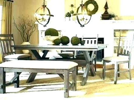 Indoor Picnic Style Dining Tables Inside Recent Picnic Table Style Patio Furniture Picnic Style Table Indoor Picnic (Gallery 18 of 20)