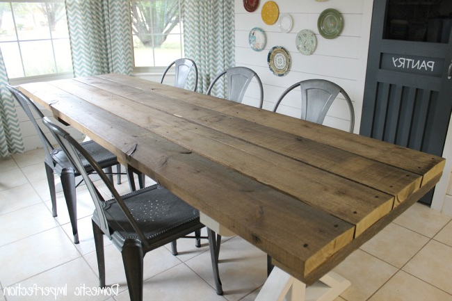 Indoor Picnic Style Dining Tables Throughout Most Popular Picnic Dining Table – Theradmommy (Gallery 6 of 20)