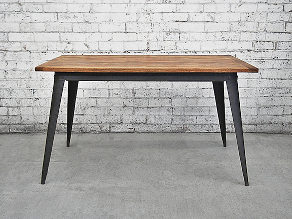 Industrial Style Dining Table (Gallery 1 of 20)
