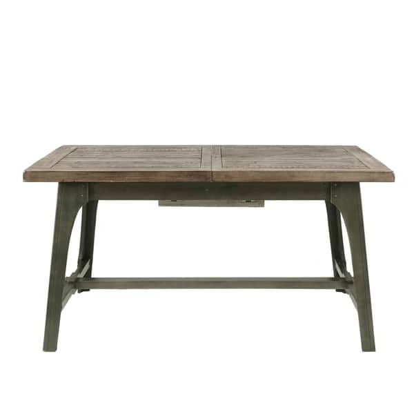 Ink Ivy Oliver Grey Extension Dining Table (View 16 of 20)
