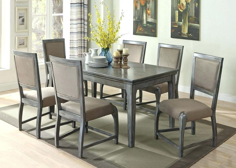 Innovative Ideas Rustic Grey Dining Table Contemporary Ideas Inside Famous Bale Rustic Grey Dining Tables (View 7 of 20)
