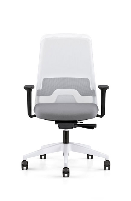 Interstuhl – Enjoy Seating Performance In Famous Mandy Paper White Side Chairs (View 7 of 20)