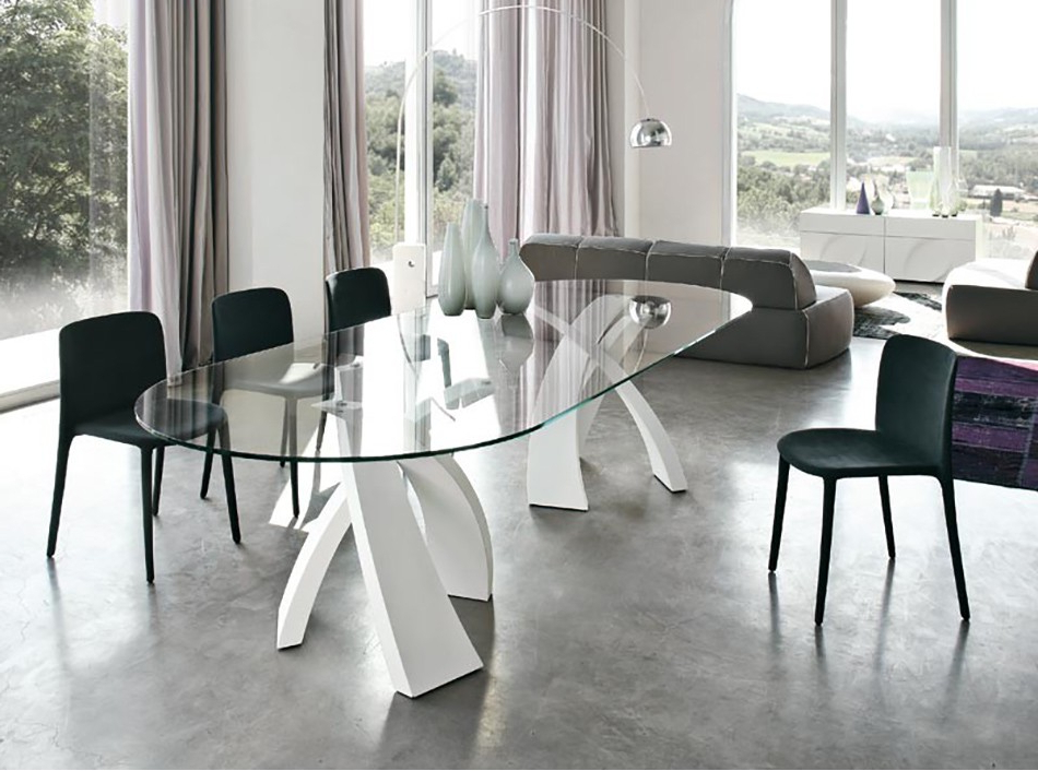 Italian Dining Table Eliseo Bigtonin Casa Throughout Best And Newest Italian Dining Tables (View 14 of 20)
