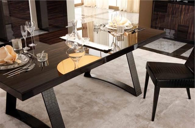 Italian Dining Tables Intended For Well Liked Italian Dining Table (View 11 of 20)