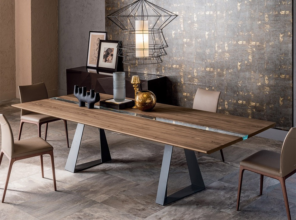 Italian Dining Tables Throughout Preferred River Dining Tablecattelan Italia – Dining Tables – Dining (View 16 of 20)