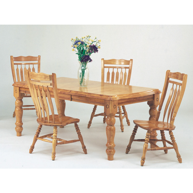 Jaxon 5 Piece Extension Round Dining Sets With Wood Chairs For Newest Dining Room (View 8 of 20)