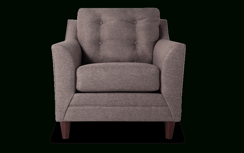 Jaxon Chair & Ottoman (View 7 of 20)