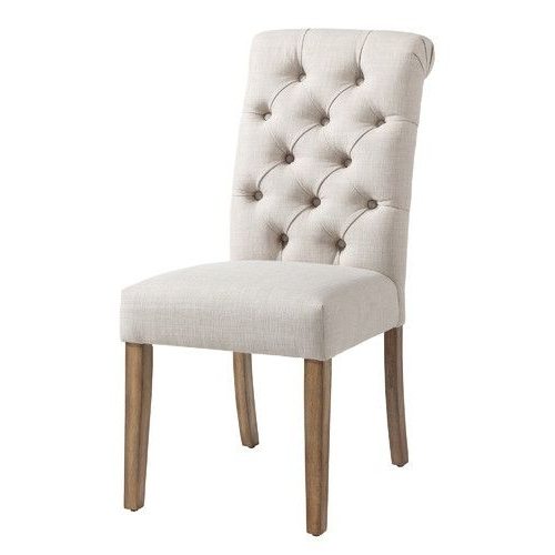 Joss And Main Dining Chairs Found It At Joss Main Chase Tufted Side For Well Liked Joss Side Chairs (View 11 of 20)