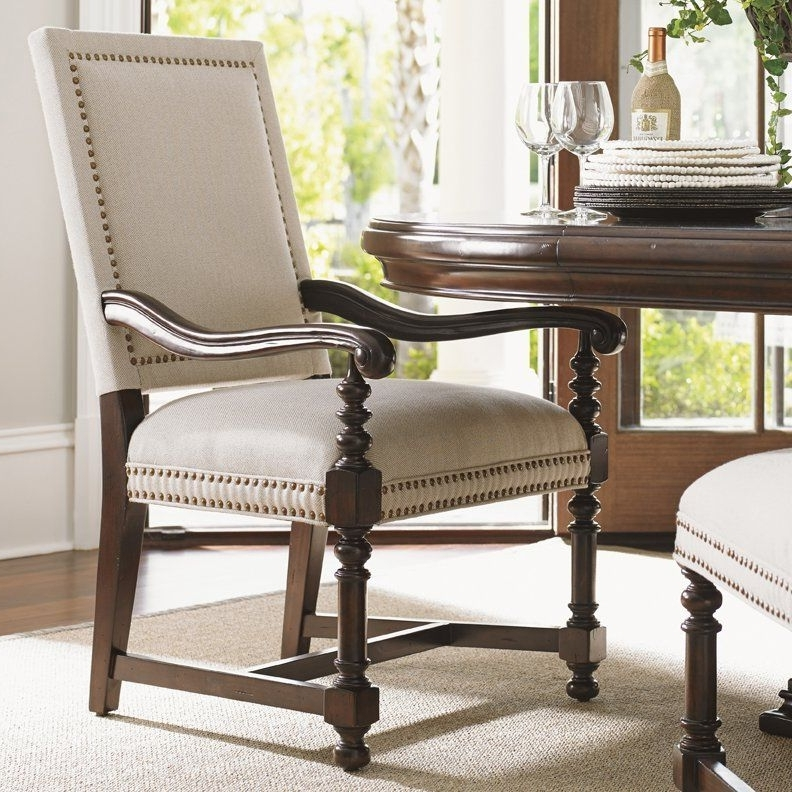 Kilimanjaro Upholstered Dining Chair (View 12 of 20)