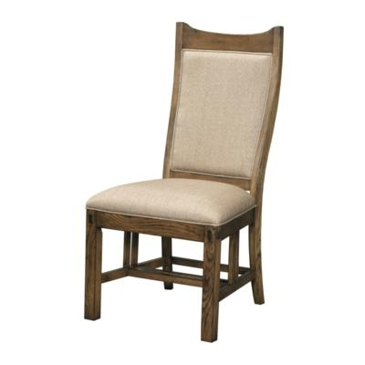 Kincaid Furniture Dining Seating Craftsman 74 063 Side Chair (chairs Regarding Newest Craftsman Side Chairs (View 4 of 20)