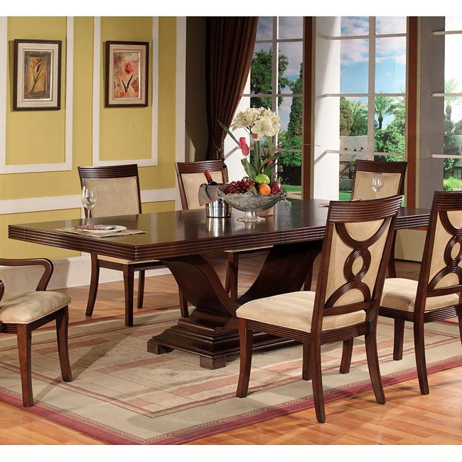 Kingston Dining Table World Imports (Gallery 3 of 20)