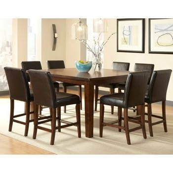 Kitchen Dining With Caden 6 Piece Rectangle Dining Sets (View 9 of 20)