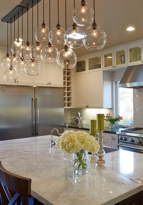 Kitchen Pertaining To Dining Tables Lights (Gallery 15 of 20)