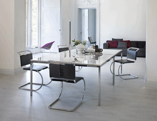 Knoll For Famous Florence Dining Tables (View 6 of 20)