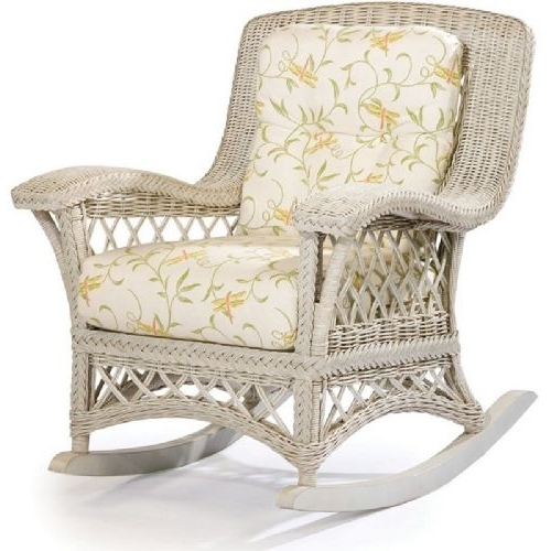 Lane Venture Replacement Cushions – Rocking Chair Natural Furniture With Regard To Widely Used Chandler Fabric Side Chairs (View 13 of 20)