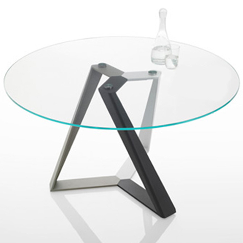 Lassen Extension Rectangle Dining Tables With Regard To Current Millennium Round Extension Table – Property Furniture (Gallery 14 of 20)
