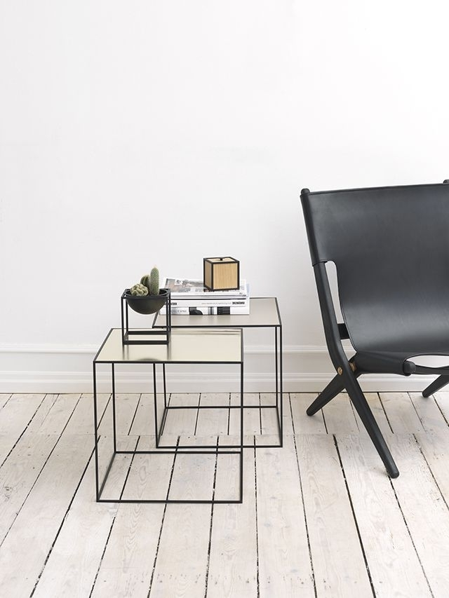 Lassen: New Saxe Chair And Twin Tables In Brass + Misty In Lassen Side Chairs (View 17 of 20)