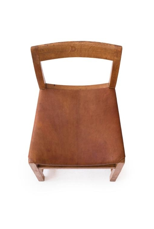Lassen Side Chairs In Popular Rare Mogens Lassen Oak Side Chair, 1934 At 1stdibs (View 6 of 20)