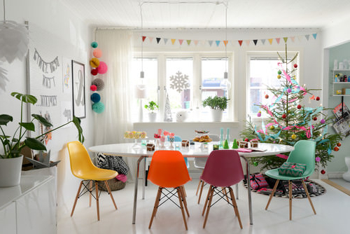 Latest 20 Scandinavian Dining Room Ideas For 2018 With Regard To Scandinavian Dining Tables And Chairs (View 5 of 20)