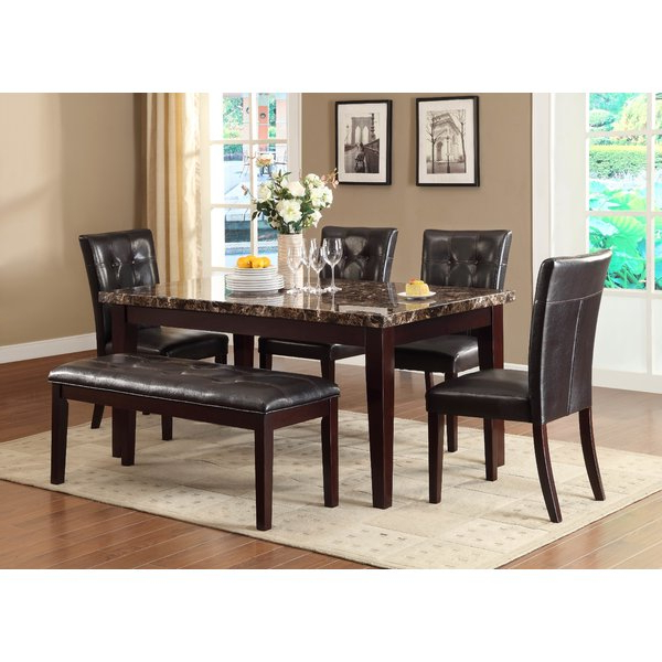 Latest 60 Inch Dining Table Set (View 8 of 20)