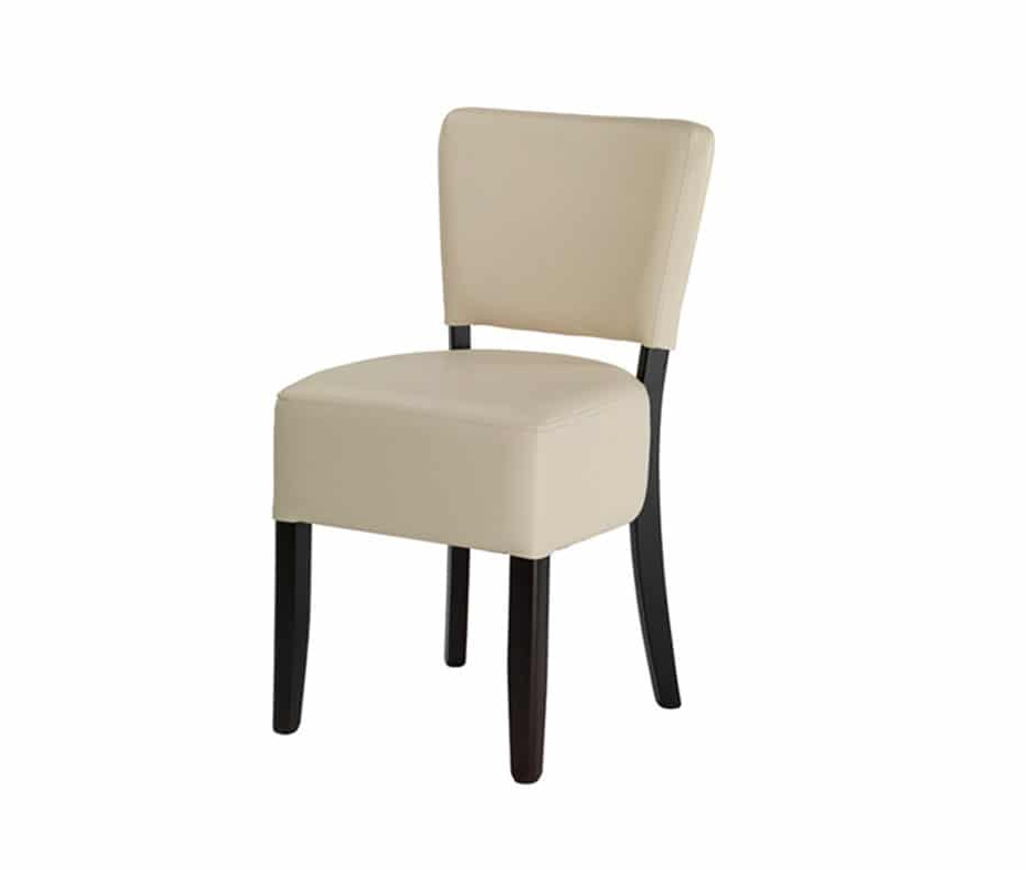 Latest Alto Faux Leather Dining Chairs. High Quality Contract Standard For Cream Faux Leather Dining Chairs (Gallery 14 of 20)