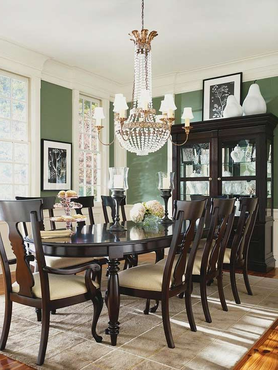 Latest Buying A Dining Room Table – Better Homes & Gardens – Bhg With Traditional Dining Tables (Gallery 3 of 20)