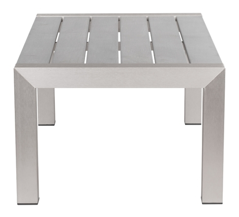Latest Carly Rectangle Dining Tables With Carly Indoor/outdoor Coffee Table, Gray (Gallery 16 of 20)