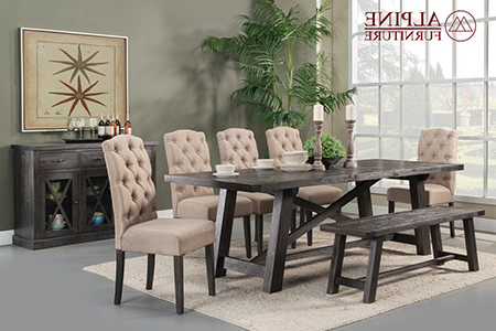 Latest Dining Room Furniture In Hilo, Hi (Gallery 10 of 20)
