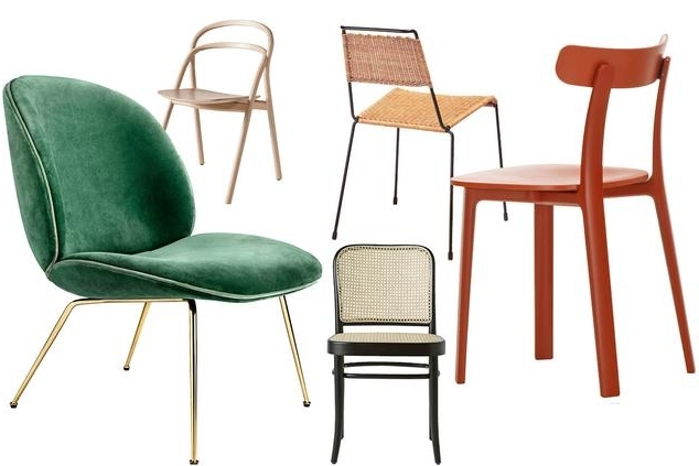 Latest Grady Side Chairs In Our 5 Favorite Casually Chic Dining Chairs – Wsj (Gallery 5 of 20)