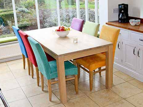 Latest Oak Extending Dining Sets Throughout Extending Dining Tables In Solid Oak / Walnut, Contemporary Tables (View 7 of 20)